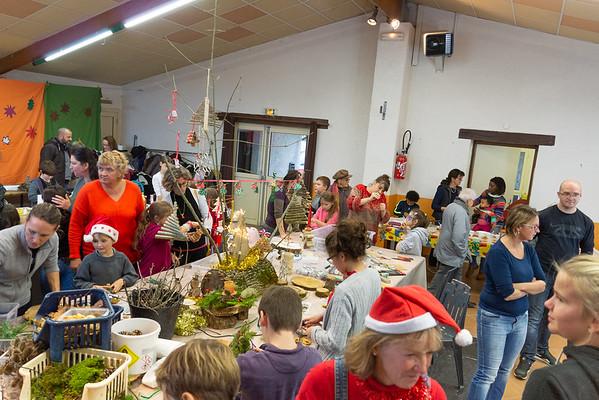 Bouloc Christmas Workshop 2018