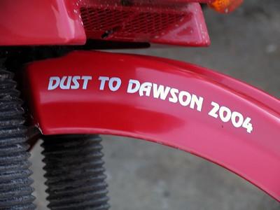 Dust to Dawson 2004