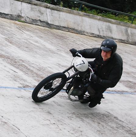 ZementBahn racing at Bielefeld, Germany 2012