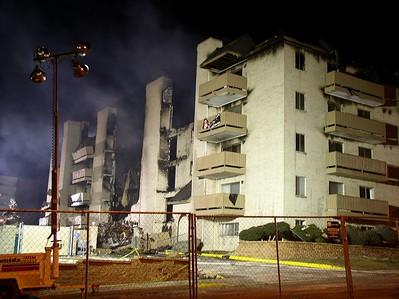 Glendale Apartment Fire
