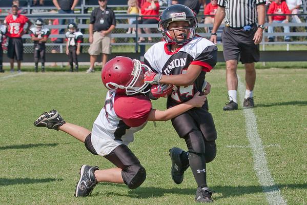 Union Black vs Owasso Cardinals 3rd Grade 9/19/09