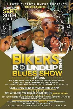Biker & Blues Show