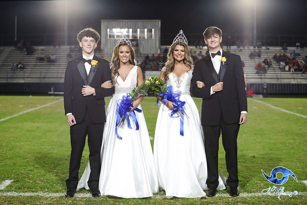 Belmont High vs. Booneville High (Homecoming)
