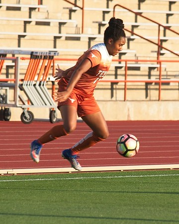 University of Texas Soccer vs. St. Edwards 4.21.2017