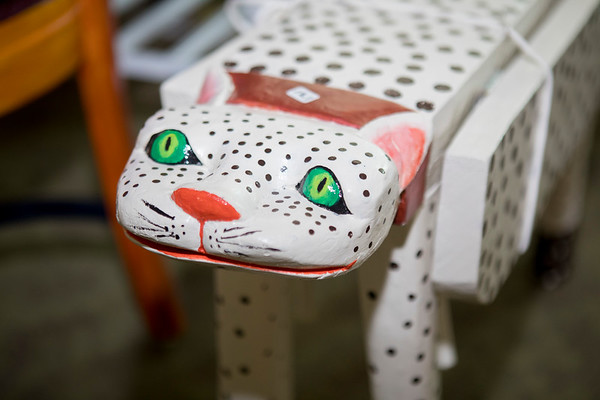 Painted Chair Auction 2017