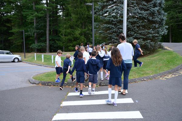 Third Grade Nature Trail Walk