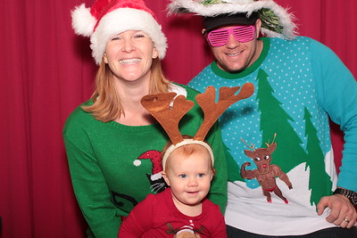 Malone Ugly Sweater Party 2014
