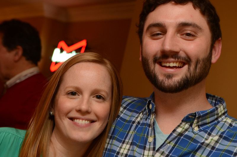 Lauren and Patrick