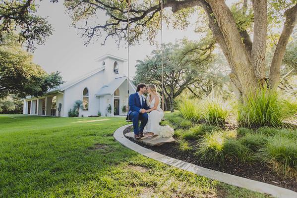 Katherine + Marcus Wedding 2021