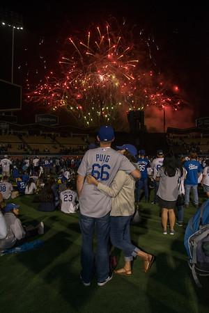 082517 - Friday Night Fireworks