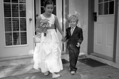 Mr. & Mrs. Tibensky | Black & White