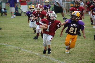 Alabama Football 8-16-08
