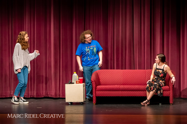 BroughtonStudent Directed One Acts. February 13, 2019. MRC_3950