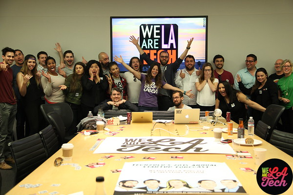 WeAreLATech Club: Brainshare @ Apple