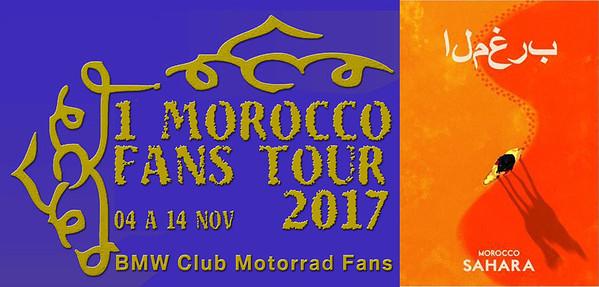 Morocco Fans Tour 2017