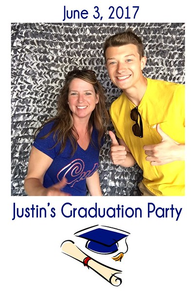 Justin's Graduation Party