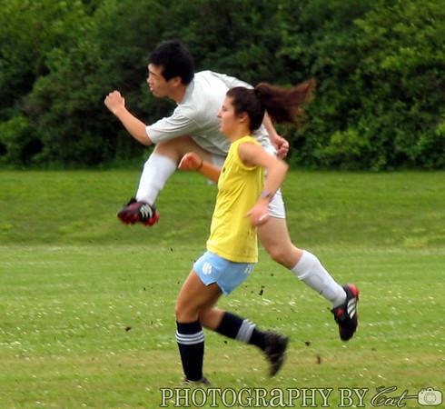 7-06-2005 Soccer: Japanese School v. Portugese School