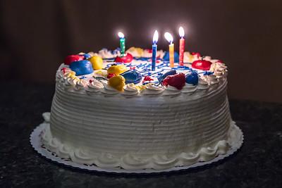 Matthew's 4th Birthday