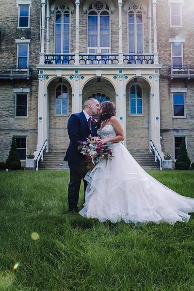 Samantha & Jeremy Wedding