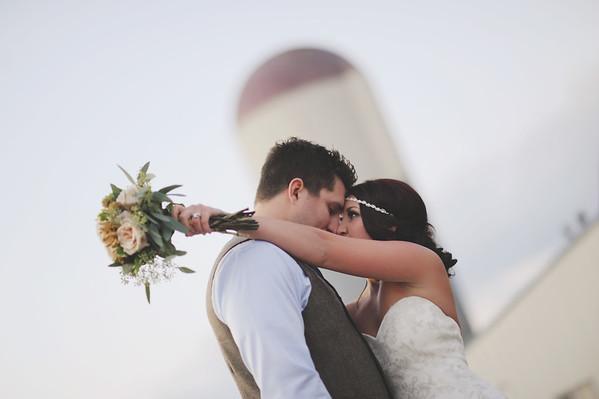 Kayli and Austin- Sylvan Cellars Wedding
