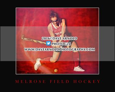 10/3/2016 - Varsity Field Hockey - Melrose vs Malden