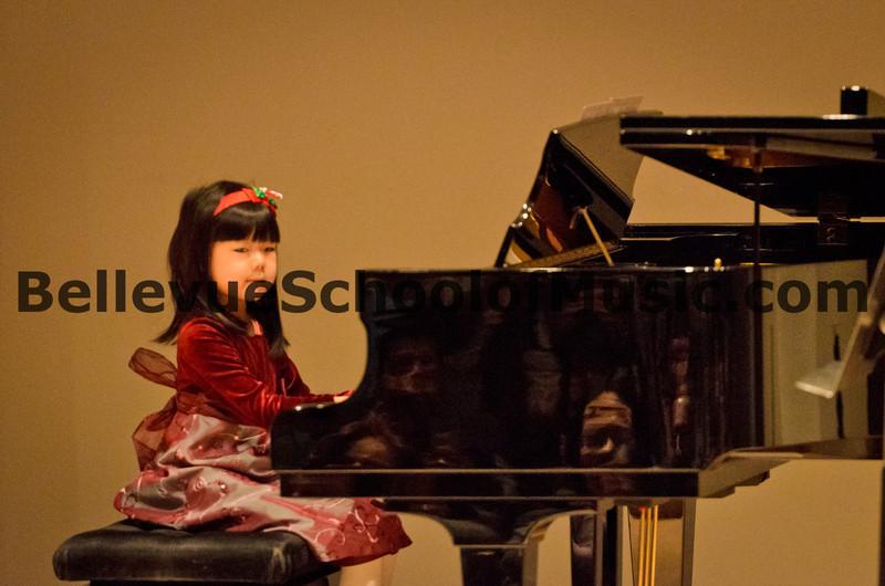 Piano Solo Bellevue School of Music, Fall Recital 2011
