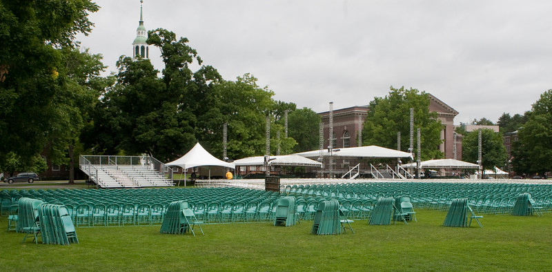 Day 2 - This is Friday before the Sunday commencement