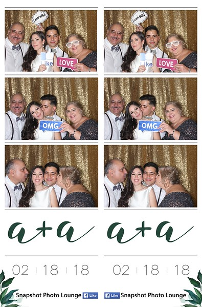 Ana & Andrés Wedding - February 18th, 2018