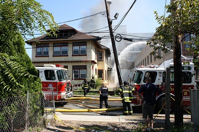 Englewood 3rd alarm James St. 8-28-10