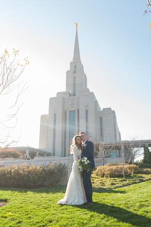 Elora and Jesse Wedding