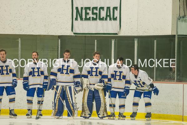 Hamilton Men's Hockey v SUNY-Canton 11-27-15