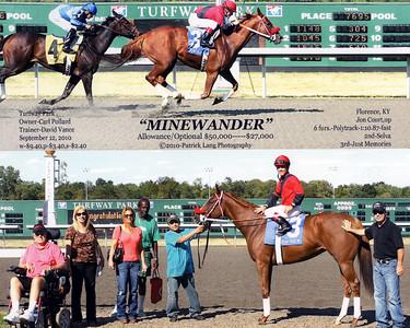 MINEWANDER - 9/12/2010