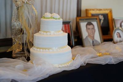 Al and Genie Futrell's 50th Wedding Anniversary