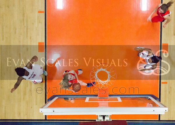 Mustangs Varsity Girls' Basketball | General Season Photos