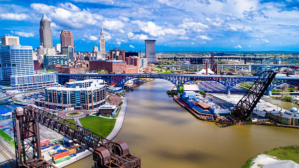 Cleveland Drone Photography