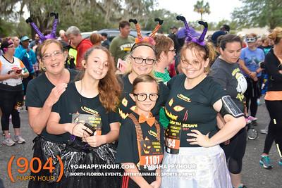 Evergreen Pumpkin Run 10 Mile & 5K - 10.29.17