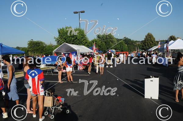 Aurora, IL Puerto Rican Heritage Festival 7-30-11