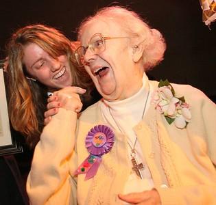 Sr. Margaret's 100th Birthday Party