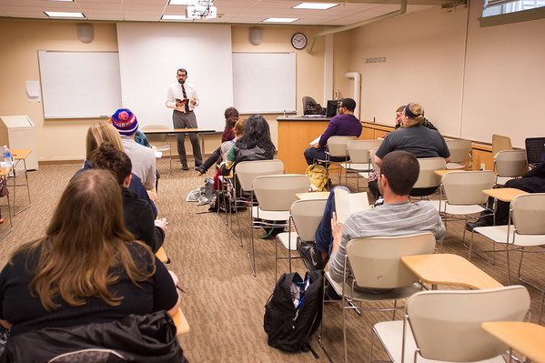 10/31/13 Dr. Barish Ali's English Class