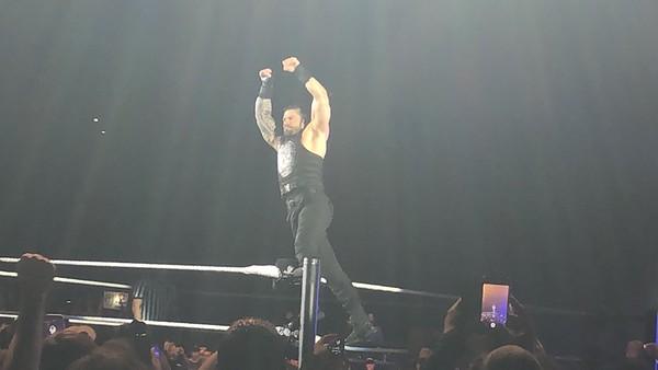 Roman Reigns - WWE Zürich / Switzerland