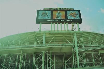 University of Tennessee, Neyland Stadium (Football Stadium)