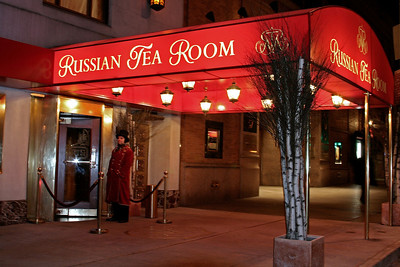 NEW YORK - NOVEMBER 24: Frances Rappaport's Birthday Celebration at The Russian Tea Room in New York City.