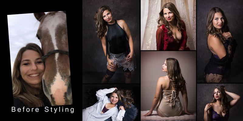 slideshow images for boudoir