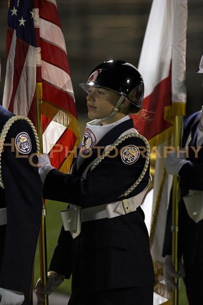 11/02/07 ROTC-LnHS vs. AVHS