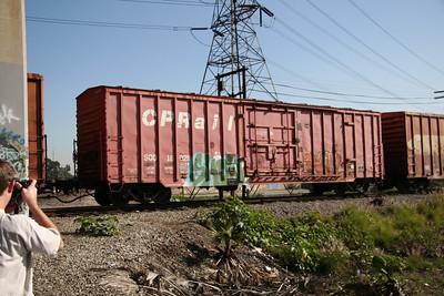CP Boxcars