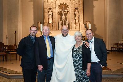 Joshua Peters, SJ, Ordination to the Diaconate Oct. 19, 2019