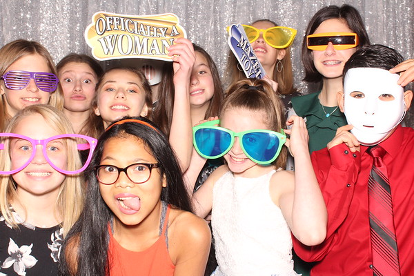 Emily's Bat Mitzvah February 9, 2019