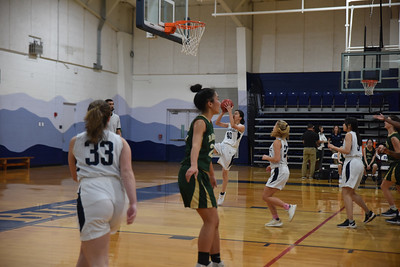 Girls JV Basketball vs. Rabun Gap - Jan. 28, 2020