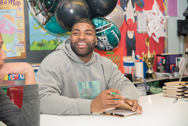 Vinny Curry's Rush2Lead Event 03.02.17