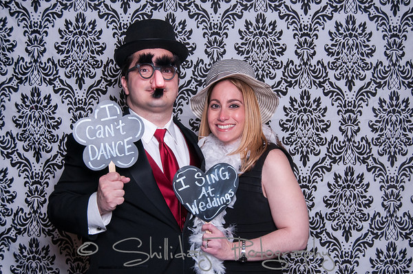 Trish and Mike -  PhotoBooth
